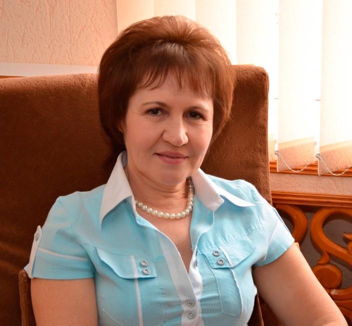 Смолянская Валентина Яковлевна